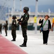 Brésil: un groupe terroriste préparait des attentats pendant les Jeux olympiques