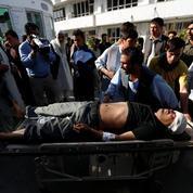Daech revendique un carnage en plein coeur de Kaboul