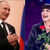 Poutine souhaite un joyeux anniversaire à Mireille Mathieu