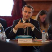 Macron soutient les entreprises niçoises après l'attentat