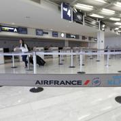 Air France face à la «culture de la grève»