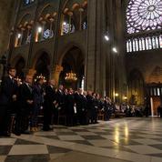 À Notre-Dame de Paris, l'hommage de la République et des cultes au père Jacques