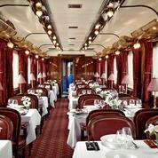À Bordeaux, l'Orient-Express se transforme en restaurant gastronomique