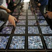 Apple optimiste en dépit d'une nouvelle chute de ses ventes