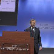 LVMH: parfums et cognac tirent les ventes