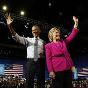 Obama et Clinton font cause commune