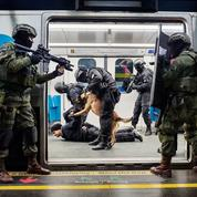 À Rio, les policiers d'élite en première ligne