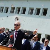 Turquie : plus de 18.000 personnes emprisonnées depuis le putsch raté