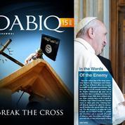 «Break the cross»: le magazine de propagande de l'État islamique cible les chrétiens