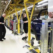 industrie royaume uni