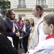 La droite indignée à la suite de l'évacuation musclée de l'église Sainte-Rita