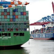 Commerce international: l'Allemagne, l'Espagne et l'Italie font mieux que la France