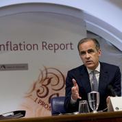 Brexit: la Banque d'Angleterre passe à l'action