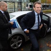 Macron se pose en chantre du diesel et s'oppose à Hidalgo