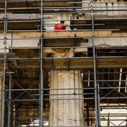 Le Parthénon va être restauré