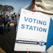Afrique du Sud: le recul historique de l'ANC aux municipales