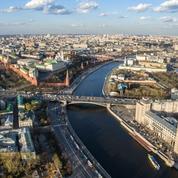 A Moscou, des Jeux «non olympiques» en soutien à la sélection russe