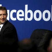 Facebook et Snapchat, une longue rivalité