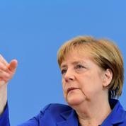 Migrants, terrorisme: Angela Merkel fait douter l'Allemagne