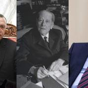 Poutine et Erdogan à Saint-Petersbourg ou la revanche de Carl Schmitt
