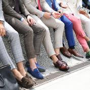 Et si on se passait de chaussettes pour aller au bureau?