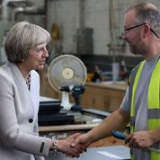 Theresa May et la renationalisation industrielle: la fin de l'ère Thatcher