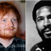Ed Sheeran accusé d'avoir plagié une chanson de Marvin Gaye