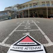 Vigilance renforcée dans les écoles à la rentrée