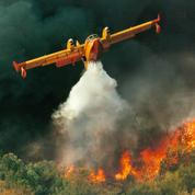 Une flotte vieillissante pour lutter contre les incendies