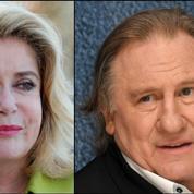 Deneuve et Depardieu réunis sur grand écran pour la 9e fois