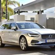 Volvo V90, le break suédois par excellence