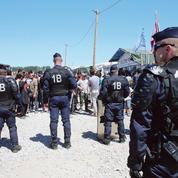 Un CRS raconte les assauts des migrants contre les camions