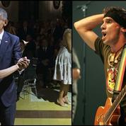 En vacances, Barack Obama écoute... Manu Chao