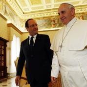 François Hollande en visite privée au Vatican