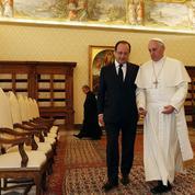 Hollande au Vatican: les arrière-pensées d'une visite