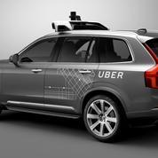 Uber va utiliser des voitures autonomes dès la fin du mois d'août