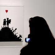 Le vol raté d'un faux Banksy