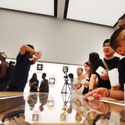 Apple cède encore du terrain face à Samsung