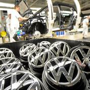 Volkswagen suspend la production de la Golf
