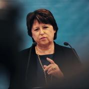 Aubry confirme qu'elle ne sera pas candidate à la primaire à gauche