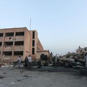 À Hassaké, l'US Air Force semonce les chasseurs syriens