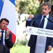 Primaire à droite : Christian Estrosi rallie Nicolas Sarkozy