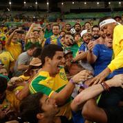 Le coup de colère de Neymar
