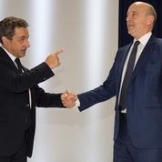 L'anaphore de Sarkozy contre «l'identité heureuse» chère à Juppé