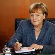 Le marathon européen d'Angela Merkel