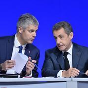 Wauquiez remplace Sarkozy à la présidence des Républicains