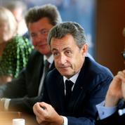 Nicolas Sarkozy tape fort contre le regroupement familial