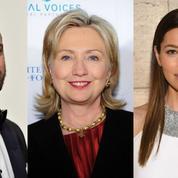 Justin Timberlake et Jessica Biel invitent Hillary Clinton chez eux