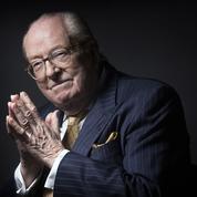 Législatives : Jean-Marie Le Pen veut présenter des candidats concurrents du FN