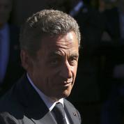 Nicolas Sarkozy: «La République a trop reculé»